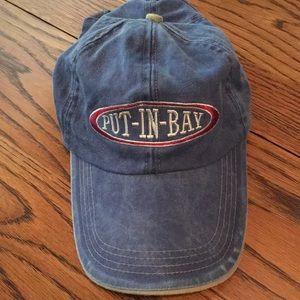 Put in Bay ball cap